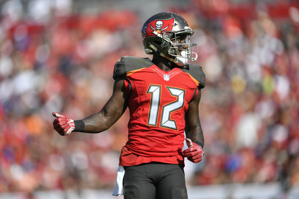 Tampa Bay Buccaneers wide receiver Chris Godwin