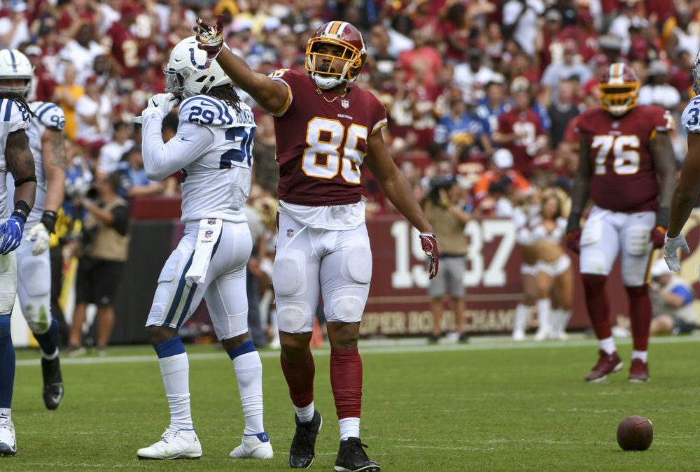 Washington Redskins Preseason Depth Chart