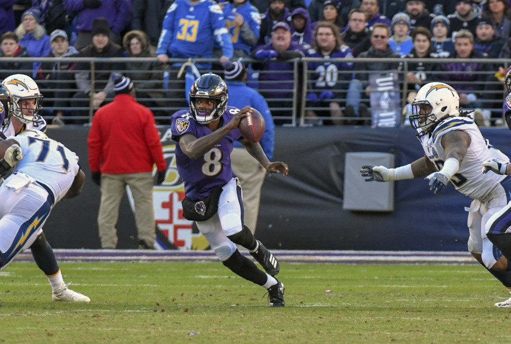 Baltimore Ravens Preseason Depth Chart