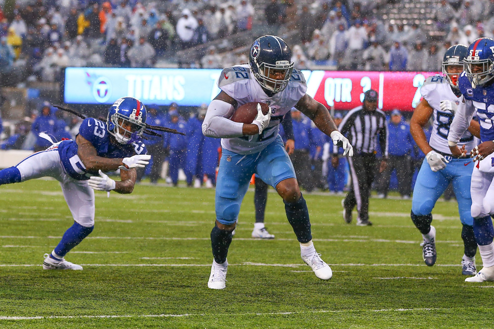 Tennessee Titans Fantasy Preview