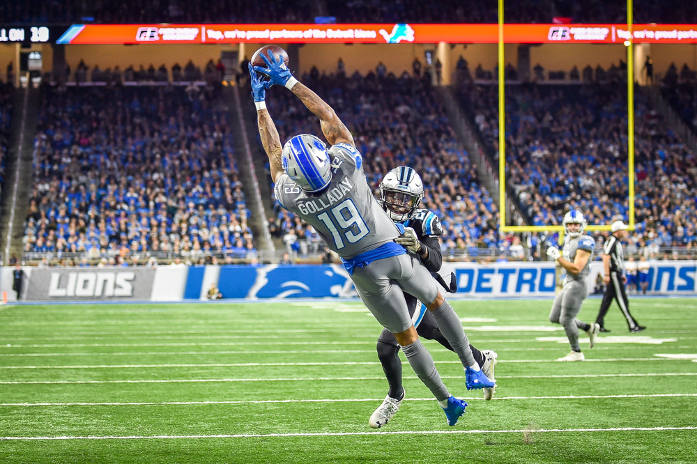 Detroit Lions Fantasy Preview