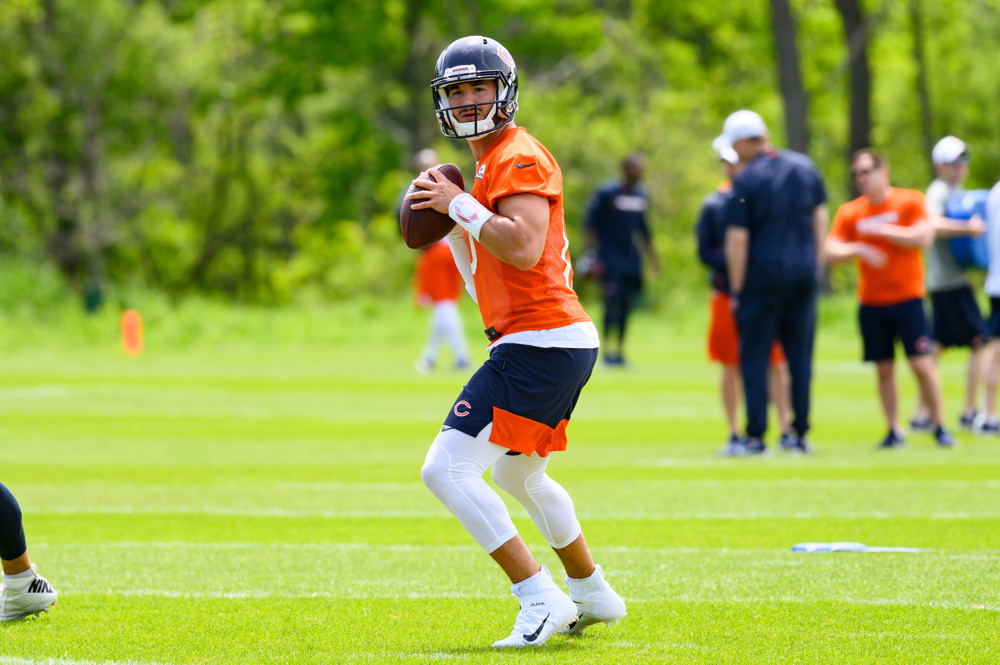 Chicago Bears Preseason Depth Chart