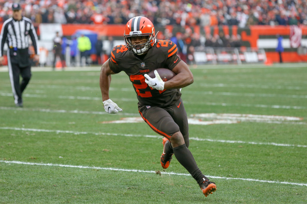 Evan Silva's Matchups: Browns at Steelers