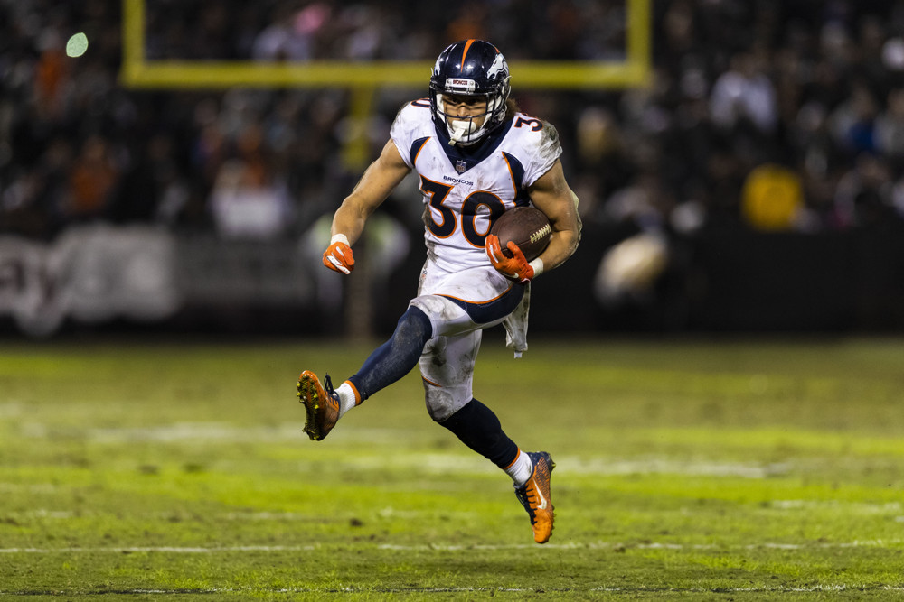 Denver Broncos Fantasy Preview
