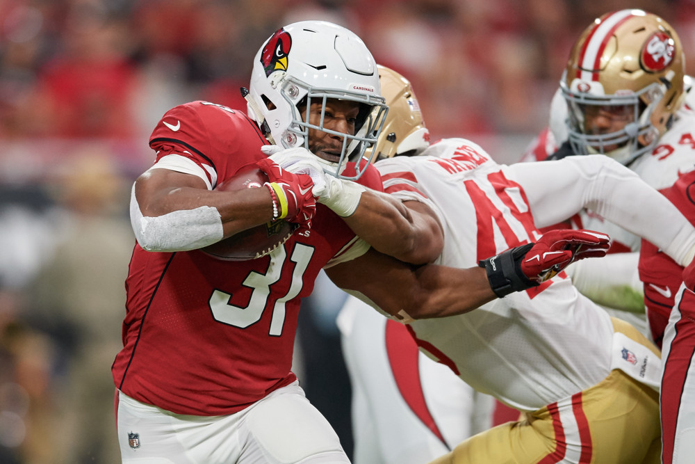 Arizona Cardinals Preseason Depth Chart