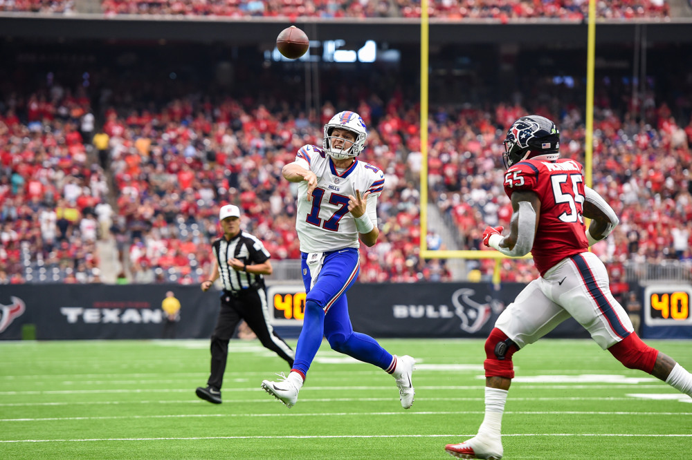Evan Silva's Matchups: Bills at Giants