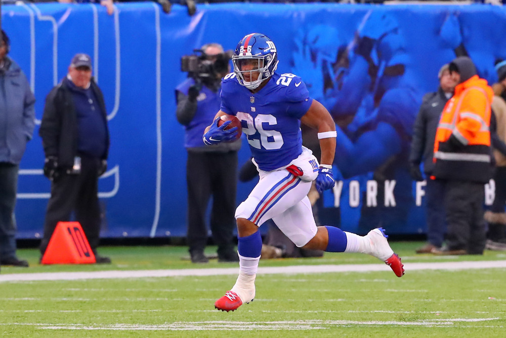 New York Giants Preseason Depth Chart