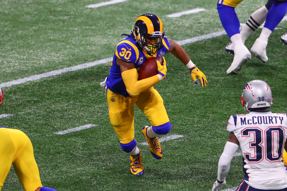 Los Angeles Rams Preseason Depth Chart