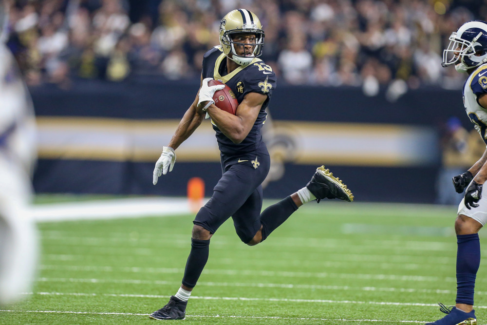New Orleans Saints Fantasy Preview