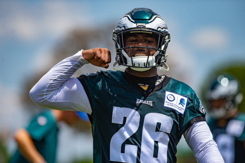 Philadelphia Eagles Preseason Depth Chart