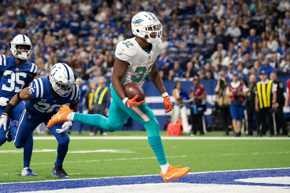 Miami Dolphins Preseason Depth Chart