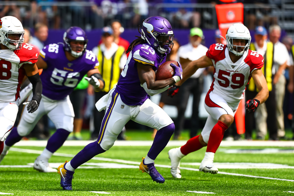 Evan Silva's Matchups: Falcons at Vikings
