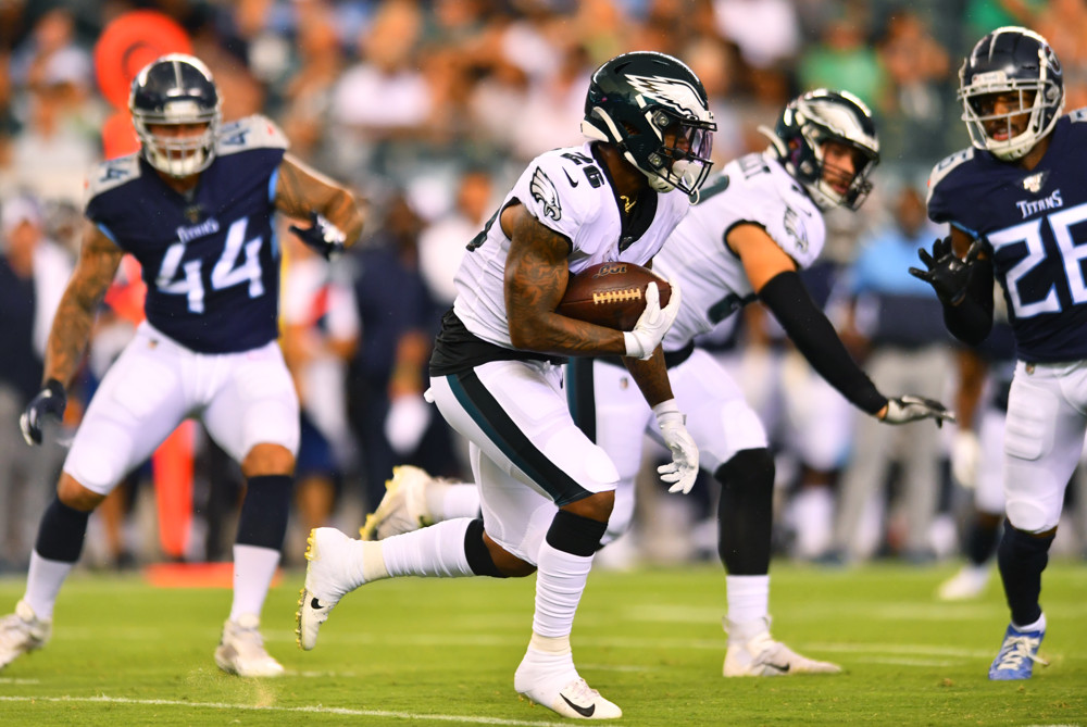 Evan Silva's Matchups: Eagles at Dolphins