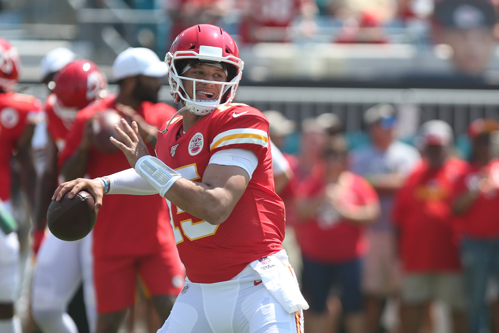 Evan Silva's Matchups: Chiefs at Raiders