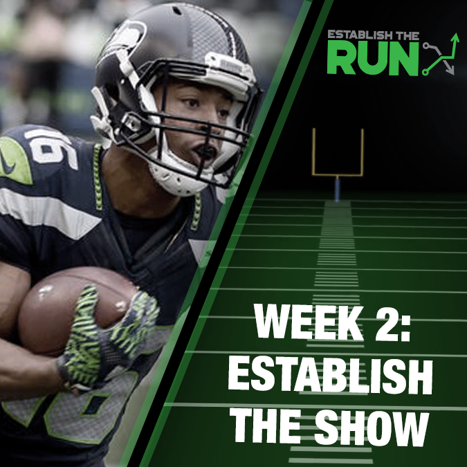Establish The Show: Week 2