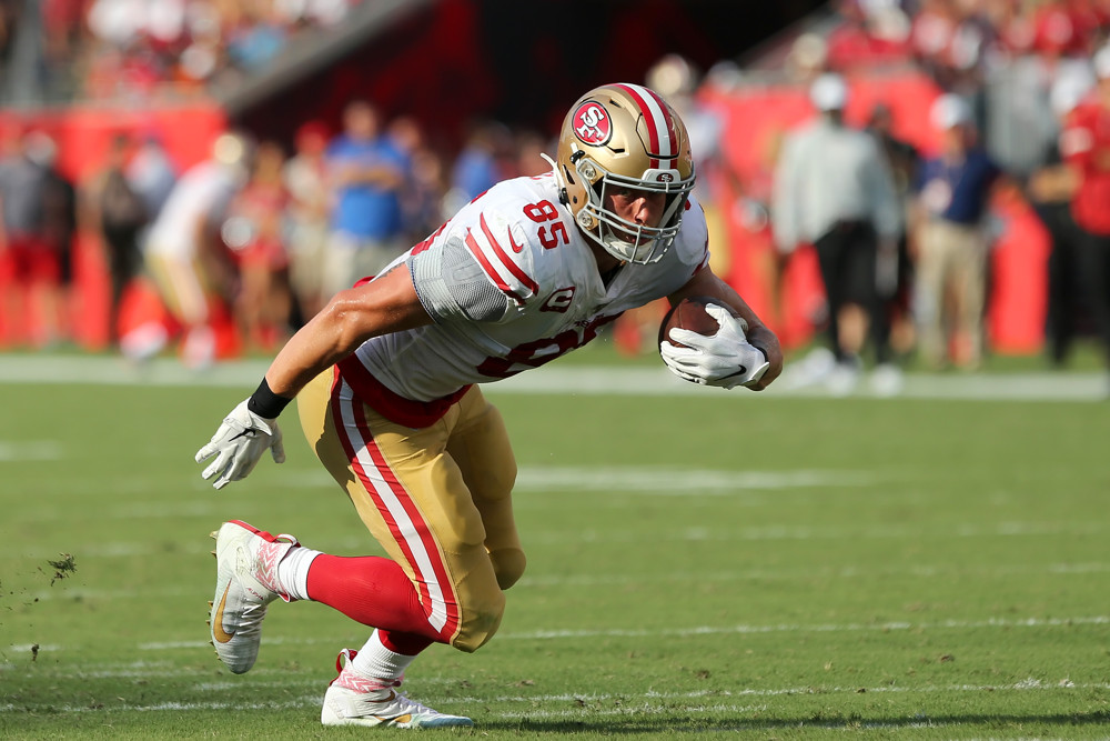 Evan Silva's Matchups: Steelers at 49ers