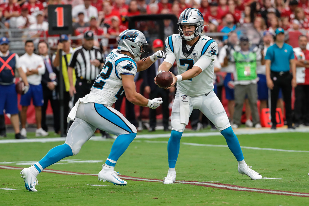 Thorman's Snaps and Pace: Week 4