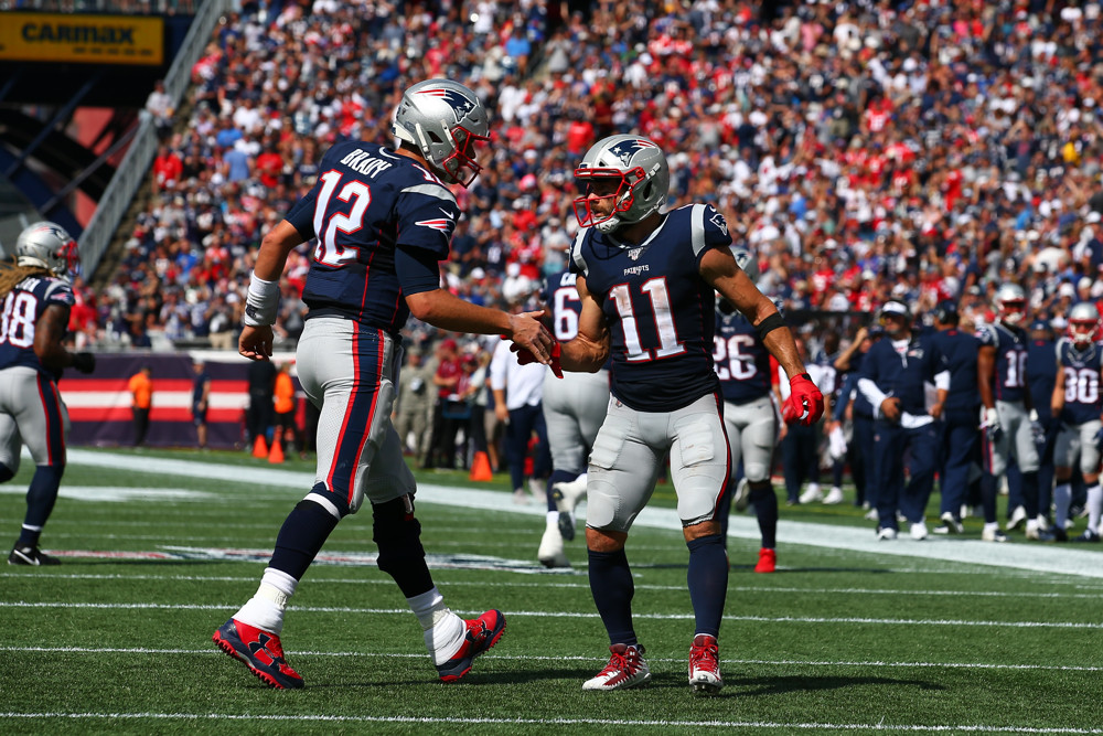 Showdown Breakdown: Titans at Patriots