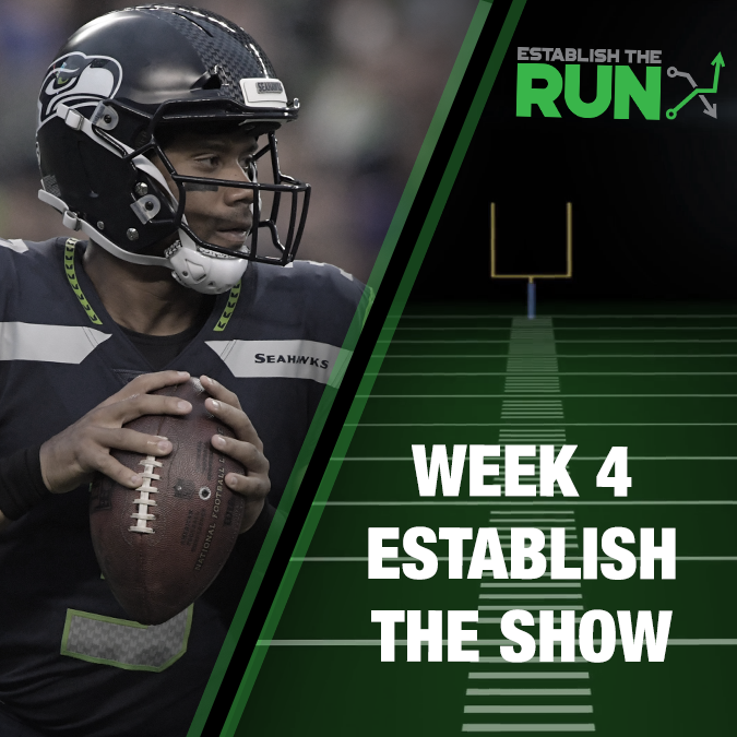 Establish The Show: Week 4