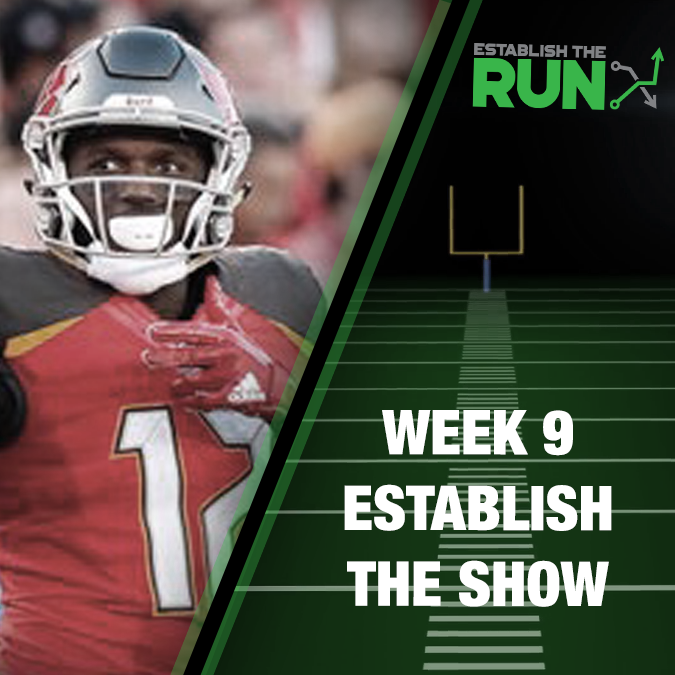 Establish The Show: Week 9