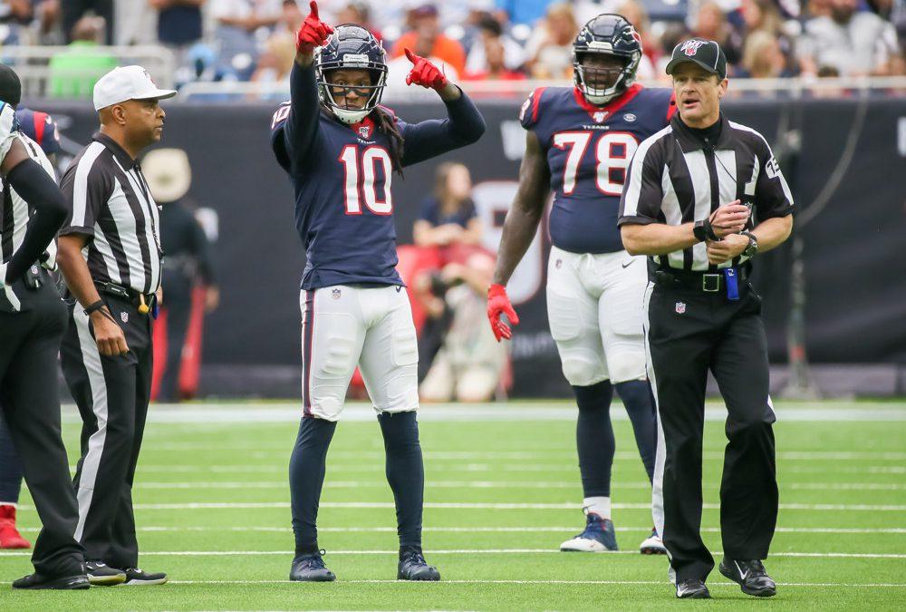 Showdown Breakdown: Patriots at Texans