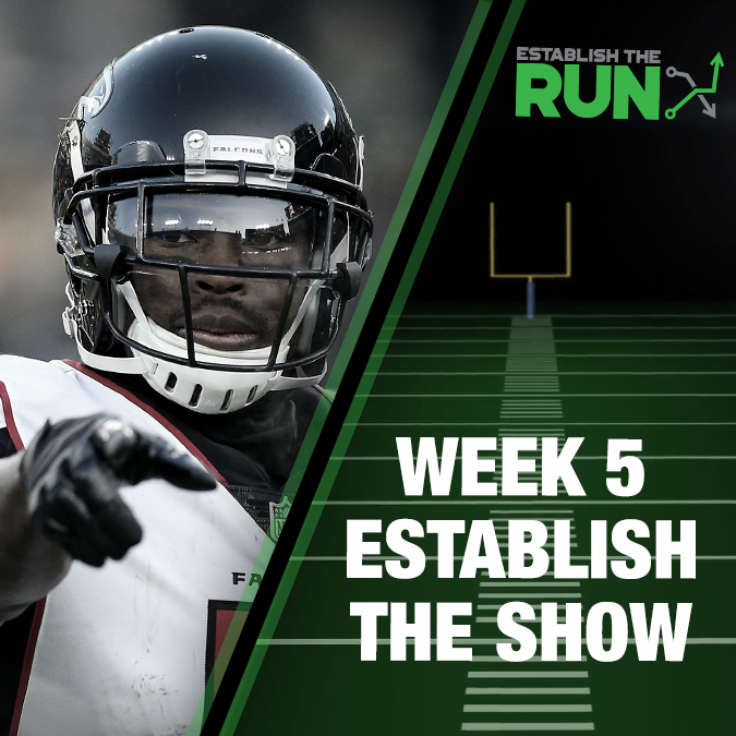 Establish The Show: Week 5