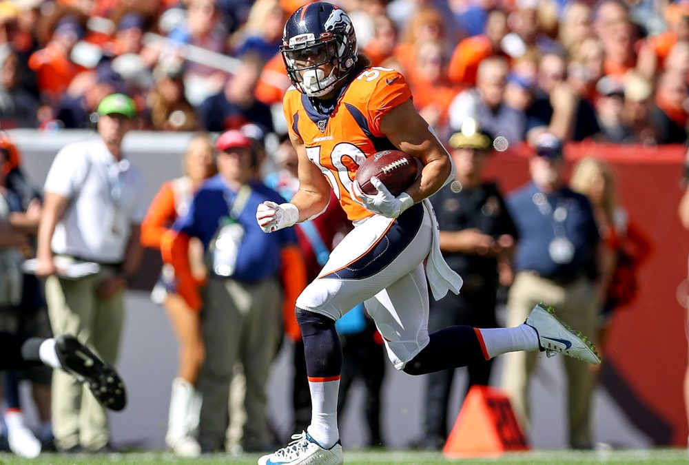 Evan Silva's Matchups: Raiders at Broncos