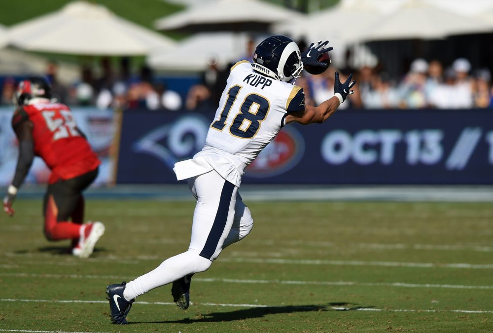 Evan Silva's Matchups: Rams at Steelers
