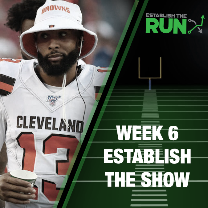 Establish The Show: Week 6
