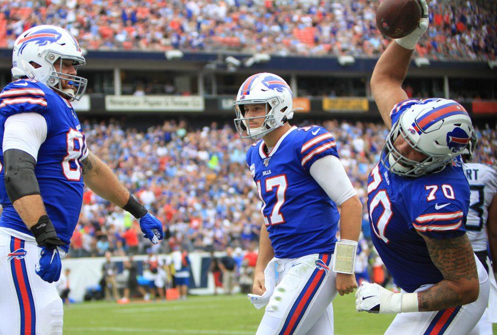 Evan Silva's Matchups: Eagles at Bills