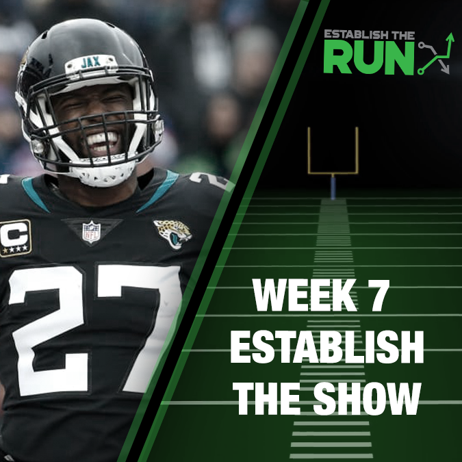 Establish The Show: Week 7