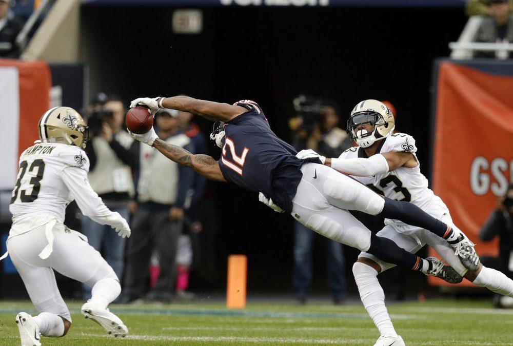 Showdown Breakdown: Bears at Rams