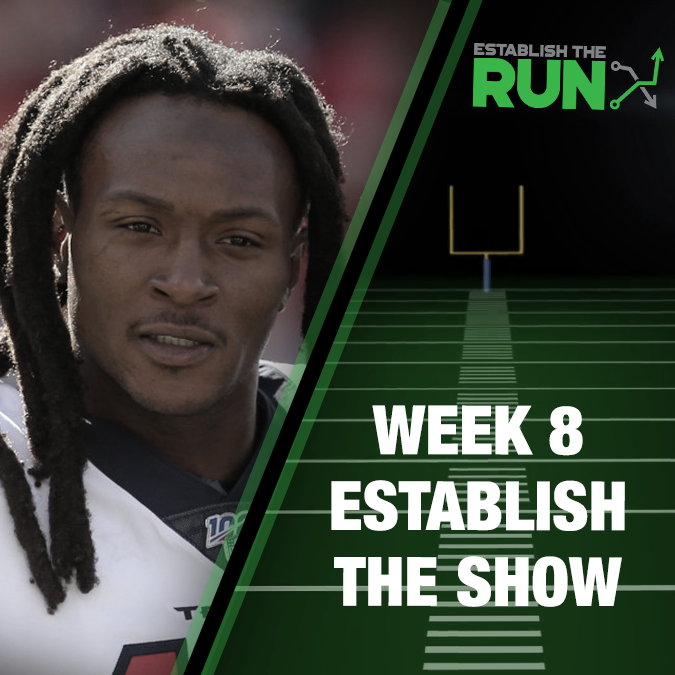 Establish The Show: Week 8