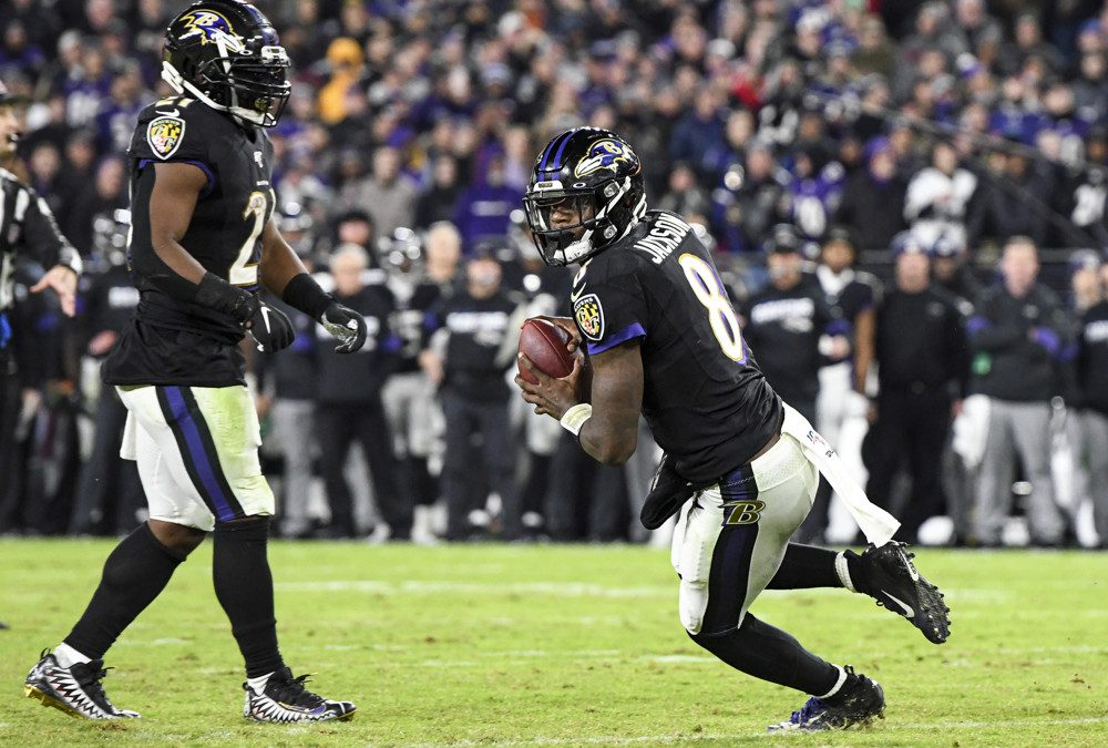 Evan Silva's Matchups: Titans at Ravens