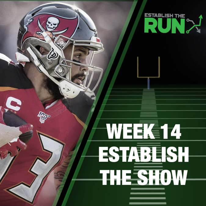 Establish The Show: Week 14