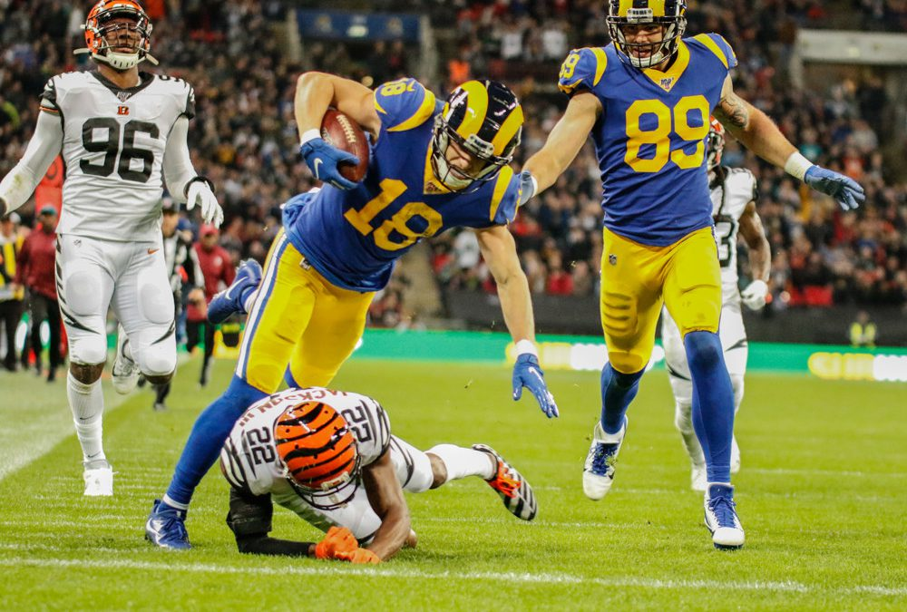 Evan Silva's Matchups: Bears at Rams