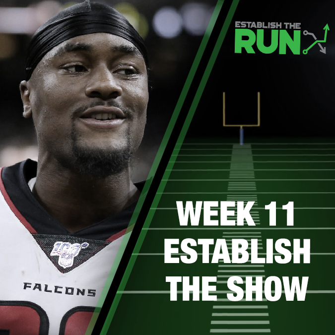 Establish The Show: Week 11