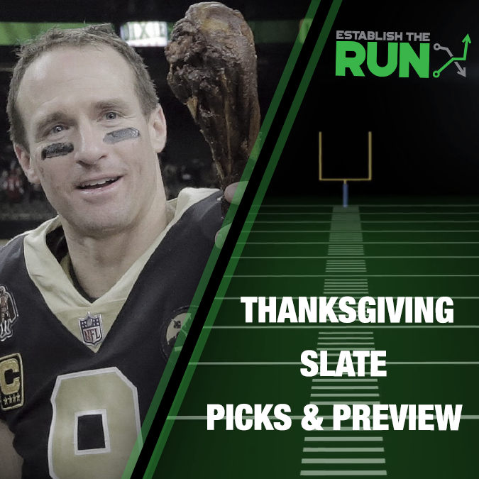 Establish The Show: Thanksgiving Day