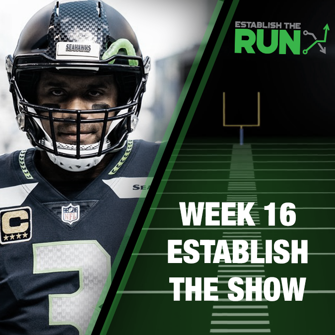 Establish The Show: Week 16