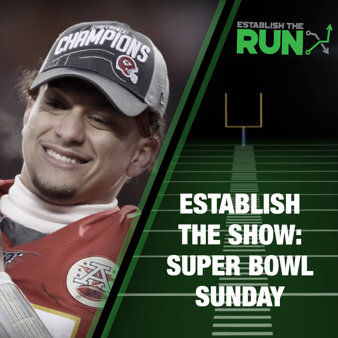 Establish The Show: Super Bowl
