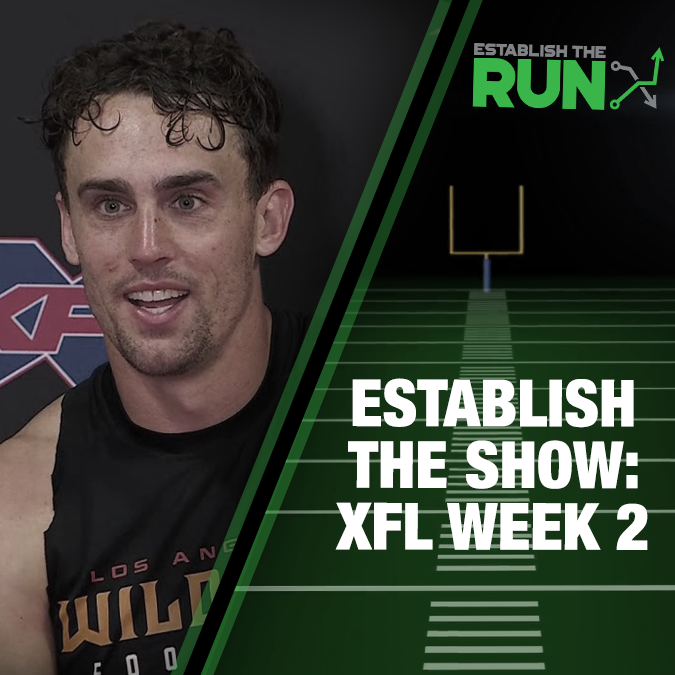 Establish The Show: XFL Week 2