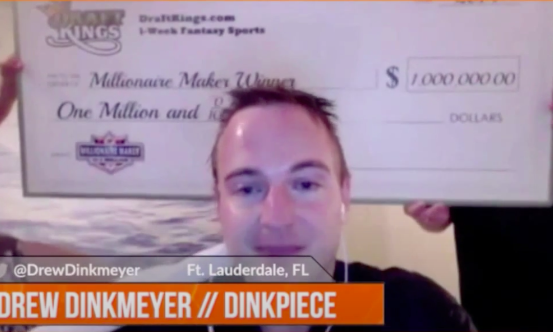 Dinkmeyer: The 5 Biggest Mistakes I See In NFL DFS Tournaments