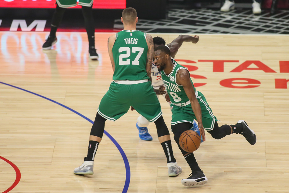 Boston Celtics Depth Chart