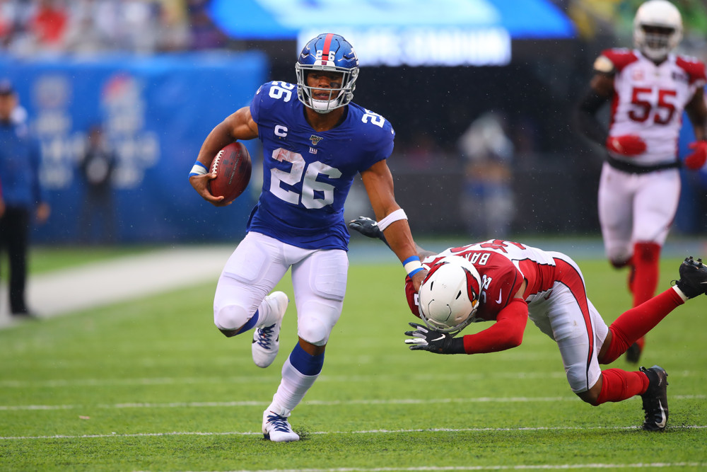 2020 New York Giants Fantasy Preview