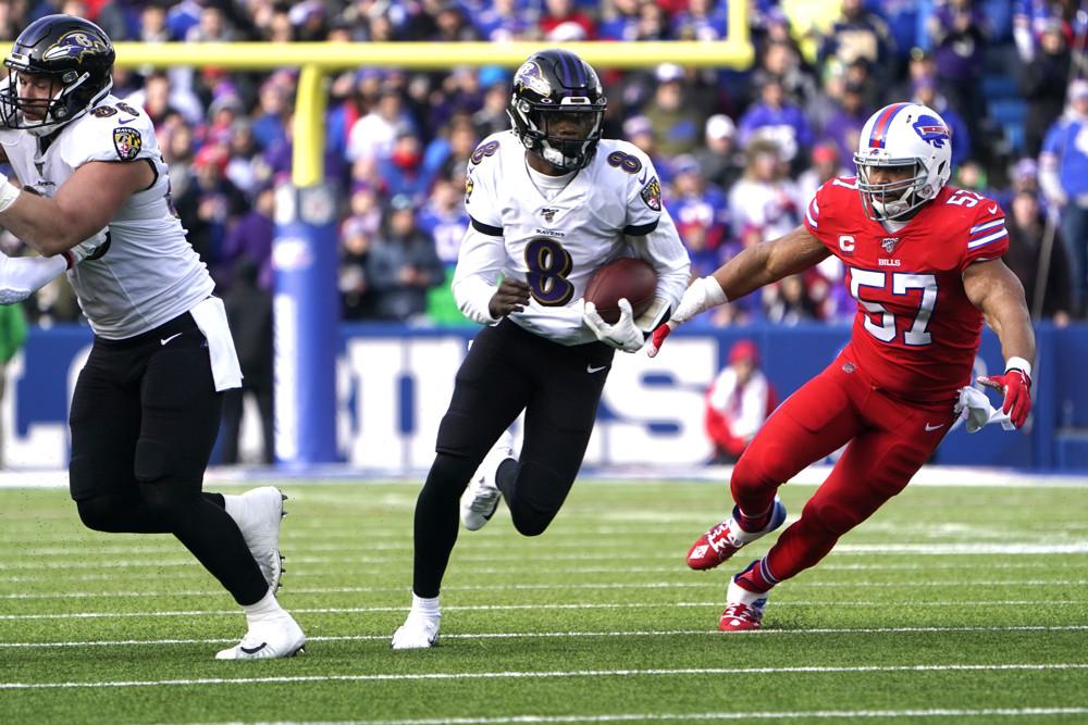 Evan Silva's Matchups: Ravens at Raiders