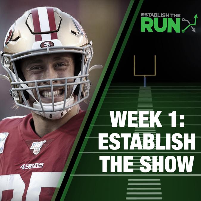 Establish The Show: Week 1