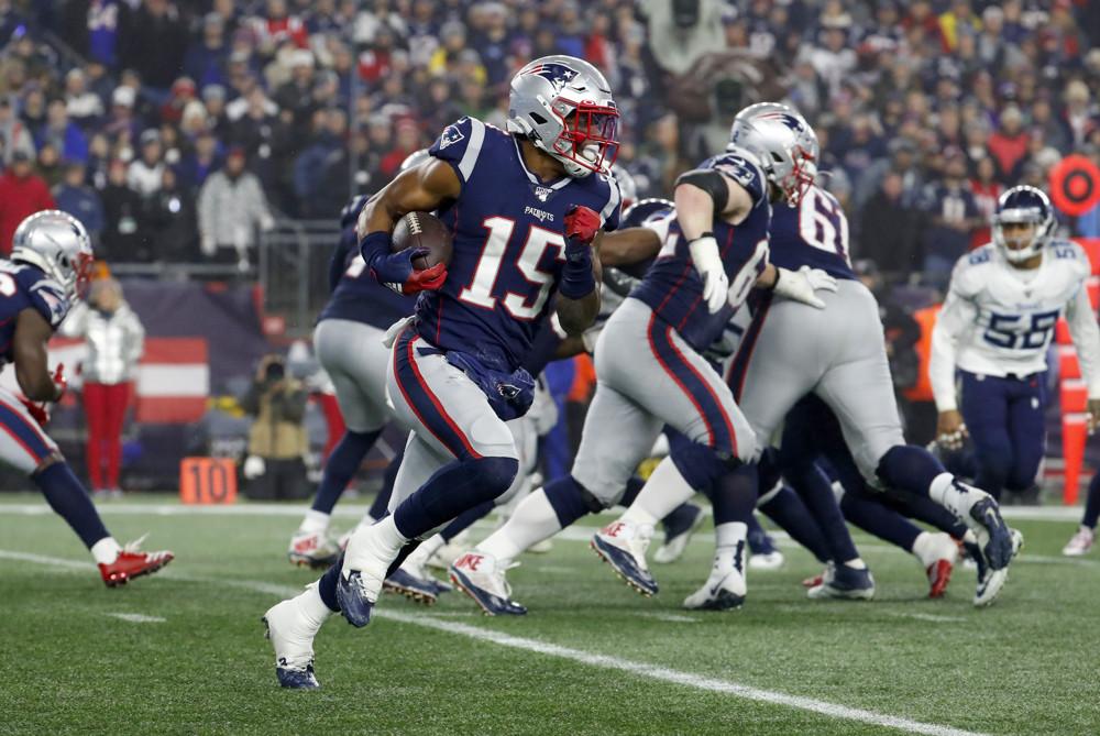 Showdown Breakdown: Patriots at Seahawks
