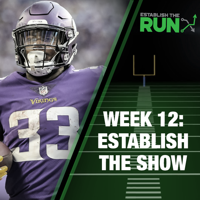 Establish The Show: Week 12