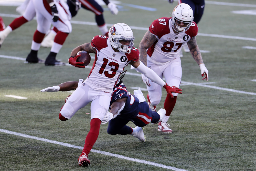 Thorman's Snaps and Pace: Week 13