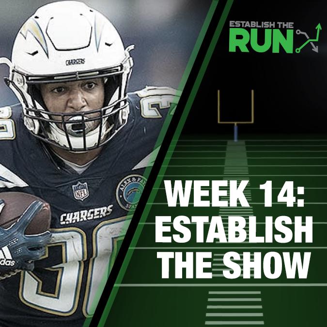 Establish The Show: Week 14